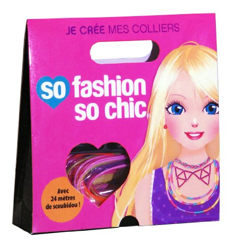 9782809650662: JE CREE MES COLLIERS SO FASHION
