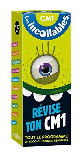 9782809650747: Incollables - Révise ton CM1