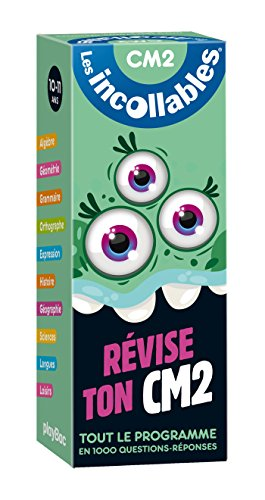 9782809650754: INCOLLABLES - REVISE TON CM2 (P.BAC INCOLL.GC)