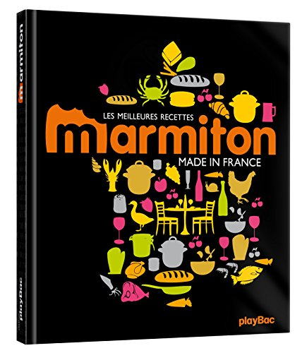 9782809650877: Marmiton: Les Meilleures Recettes Marmiton Made in France (French Edition)