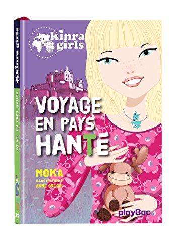 9782809650976: Kinra Girls : Voyage en pays hanté - Tome 12 (P.BAC KIN FICTI)