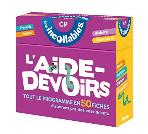 9782809651126: L AIDE-DEVOIRS INCOLLABLES CP (PBAC AID.DEVOIR)