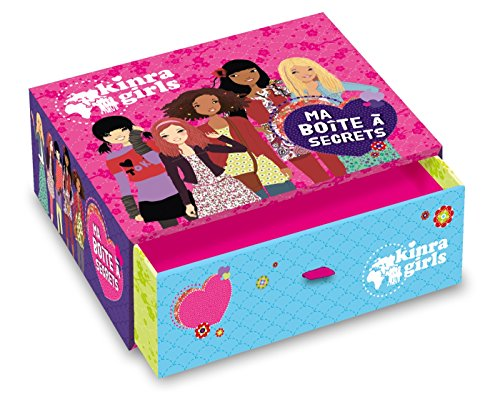 9782809651737: Kinra Girls - Bo�te � secrets