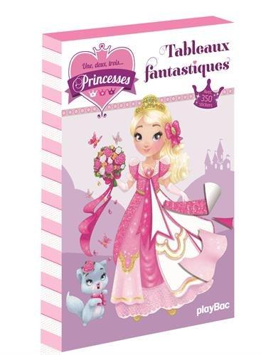 9782809652918: une, deux, trois... princesses ; tableaux fantastiques