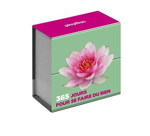 9782809654158: Mini Calendrier Playbac: 365 Jours Pour Se Faire Du Bien (French Edition)