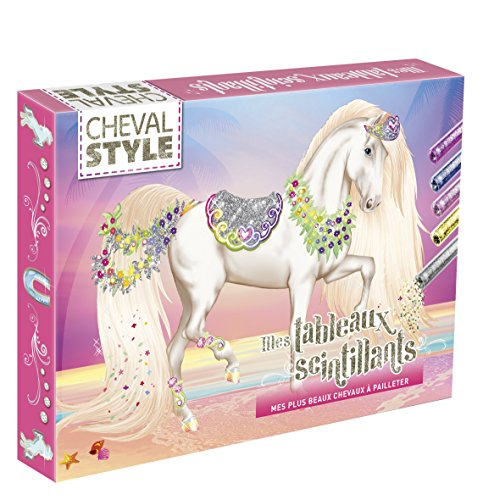 9782809654455: CHEVAL STYLE - MES TABLEAUX SCINTILLANTS