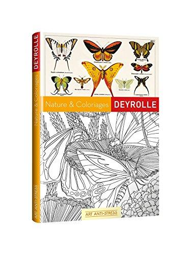 9782809654578 Art Anti Stress Nature Et Coloriages Deyrolle P Bac Autres Abebooks 2809654573
