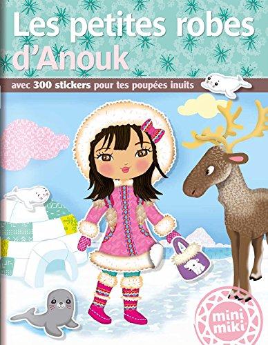 9782809655049: Minimiki - Les petites robes d'Anouk - Stickers