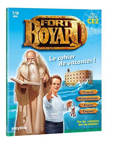 9782809658460: Cahier de vacances Fort Boyard - Du CE1 au CE2