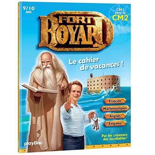 9782809665994: Cahier de vacances Fort Boyard - Du CM1 au CM2