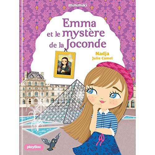 9782809666083: Minimiki - Emma et le mystère de la Joconde - Tome 26