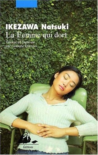 Femme qui dort (La): Ikezawa, Natsuki