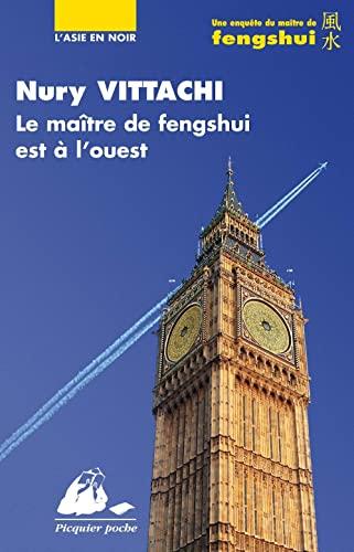 9782809701821: Le maître de Feng Shi est à l'ouest