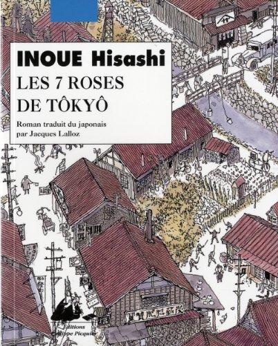 9782809702576: Les 7 roses de Tokyo