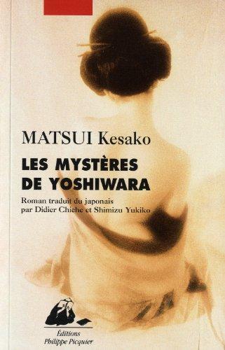 9782809702965: Les mystères de Yoshiwara