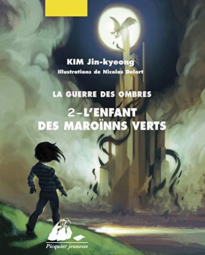 Guerre des ombres (La), t. 02: Kim, Jin-kyeong