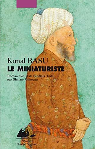Le Miniaturiste Basu, Kunal and Manceau, Simone