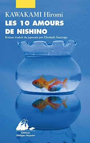 9782809708912: Les amours de Nishino Yukihito