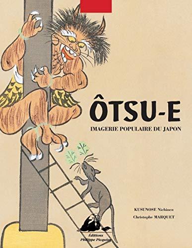 9782809709667: Otsu-e : Imagerie populaire du Japon