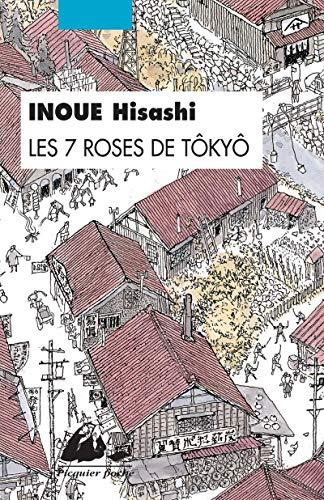 9782809710250: Les 7 Roses de Tokyo
