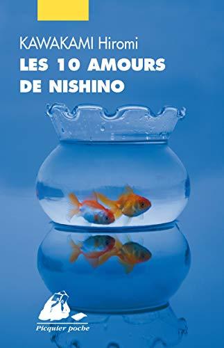 9782809710861: Les 10 amours de Nishino