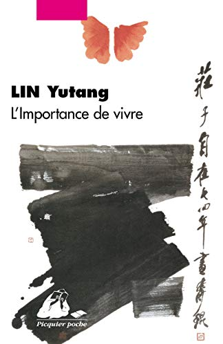 an analysis of lin yutangs novel the importance of living Download lin yutang the importance of living or read online here in pdf or epub please click button to get lin yutang the importance of living book now all books are in clear copy here, and all files are secure so don't worry about it.