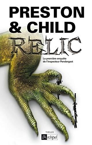 9782809800487: Relic (Thriller)