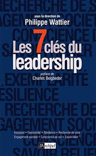 9782809804249: Les 7 clés du leadership (French Edition)