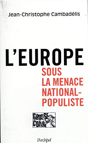 9782809814842: L'Europe sous la menace national-populiste