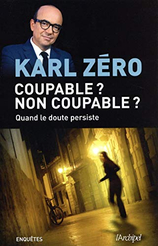 9782809815788: Coupable ? Non coupable ?