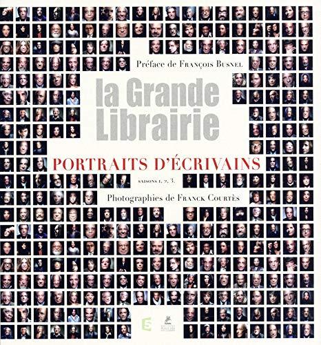 9782809901887: La grande librairie : Portraits d'écrivains