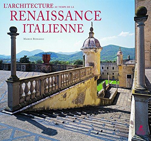 9782809904178: L'Architecture de la Renaissance italienne