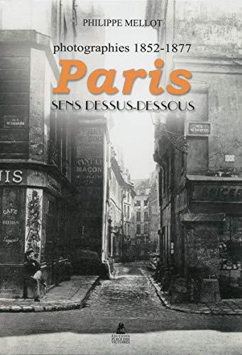 9782809909340: PARIS SENS DESSUS-DESSOUS