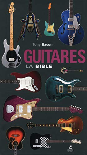 9782809910506: Guitares - La Bible