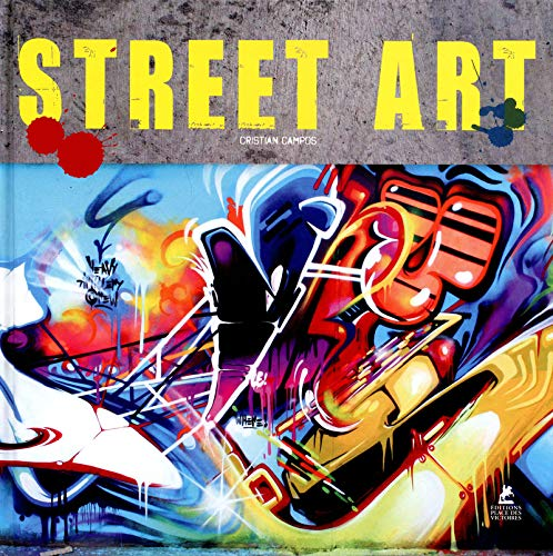 Street art: Cristian Campos