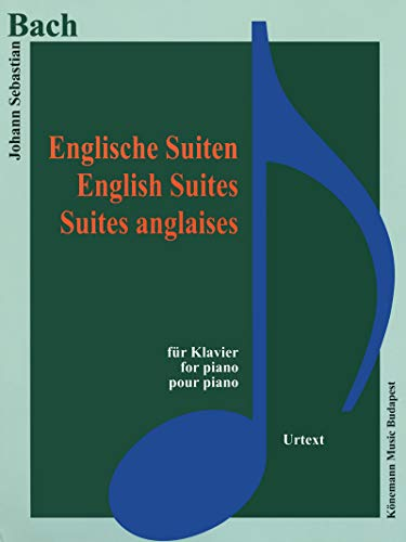 9782809910858: Partition - Bach - Suites anglaises - pour piano