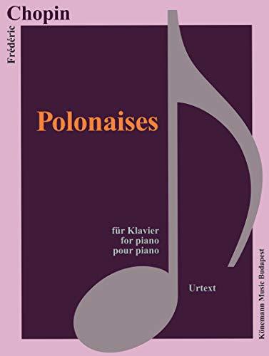 9782809911138: Partition - Chopin - Polonaises - pour piano
