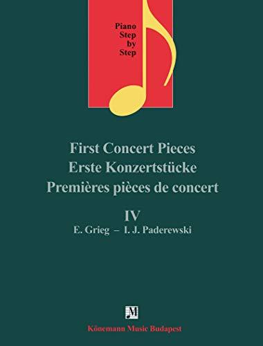 9782809911404: First concert pieces