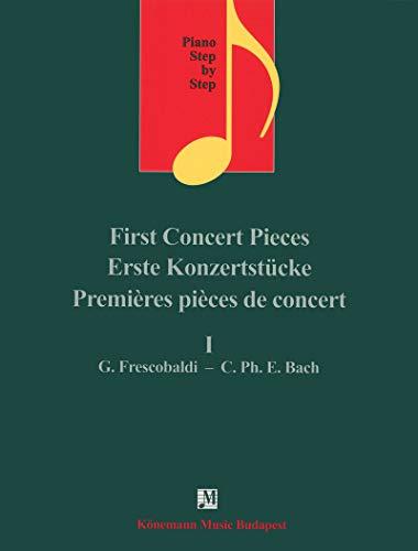 9782809911411: First concert pieces