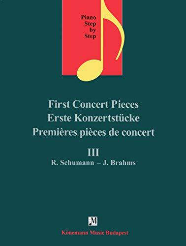 9782809911428: First concert pieces