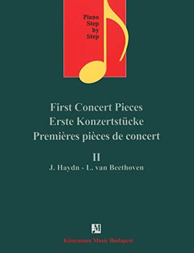 9782809911435: First concert pieces