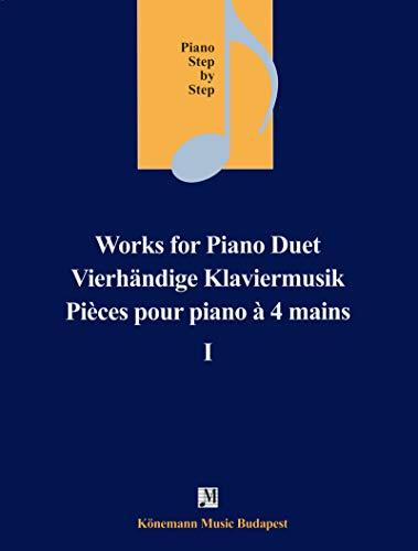 9782809911459: Partition - Pi�ces pour piano � 4 mains I