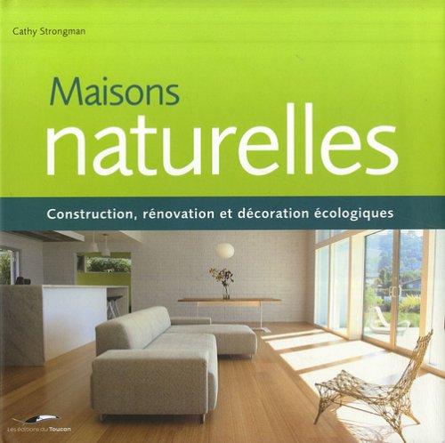 9782810001729: Maisons naturelles