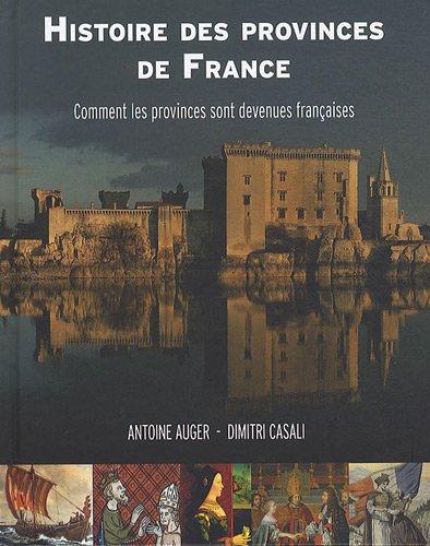 9782810003310: Histoire des provinces de France