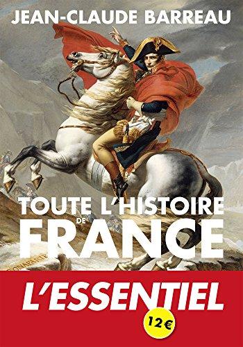 TOUTE L'HISTOIRE DE FRANCE: BARREAU JEAN-CLAUDE