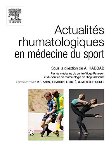Actualités rhumatologiques en médecine du sport: Albert Haddad; Marcel-Francis