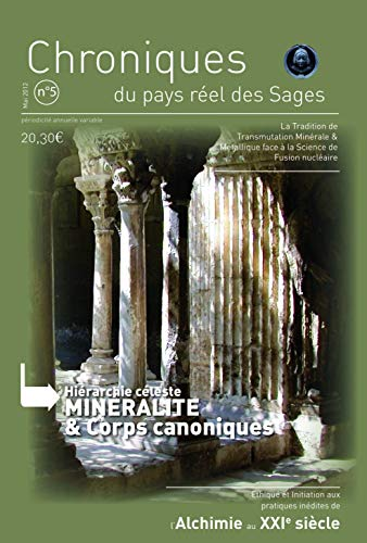 9782810300853: CPRS N°5 HIERARCHIE CELESTE MINERALITE & CORPS CANONIQUES