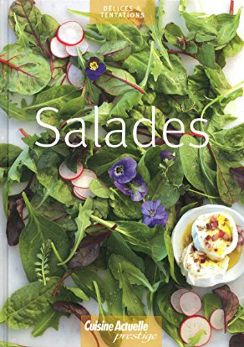9782810400263: COLLECTION TENTATIONS SALADES
