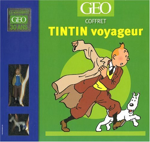 9782810400553: Coffret Tintin Grand Reporter (French Edition)