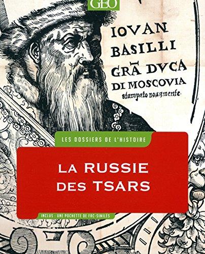 9782810401925: la Russie des tsars